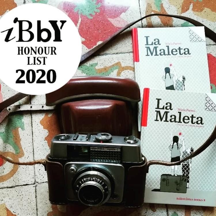 The Honor List 2020.La Maleta En La Lista De Honor Ibby 2020 Uklitag